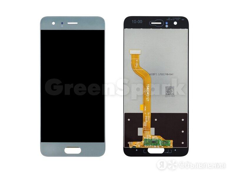 Дисплей для Huawei Honor 9/9 Premium (STF-L09) + тачскрин (серый) по цене 1790₽ - Дисплеи и тачскрины, фото 0