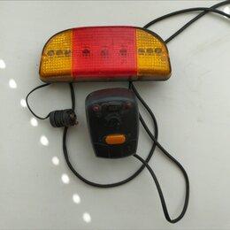 Фонари - Задний фонарь на велосипед с поворотниками и стоп сигналом и звонком, 0