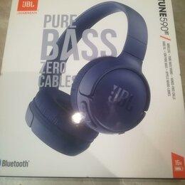 Наушники и Bluetooth-гарнитуры - Беспроводные наушники JBL Tune 590BT, blue, 0
