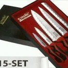 Ножи кухонные - Набор ножей фирмы Zepter. Новый, 0