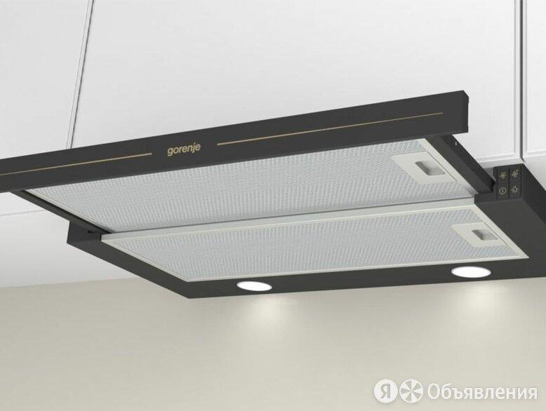 Вытяжка кухонная Gorenje BHP62CLB по цене 12805₽ - Вытяжки, фото 0