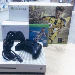 Игровые приставки - Приставка Xbox One S 1 ТБ, 0