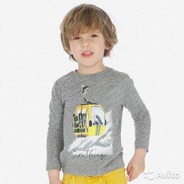 Футболки и рубашки - Футболка Mayoral для мальчика, 2 года, 0
