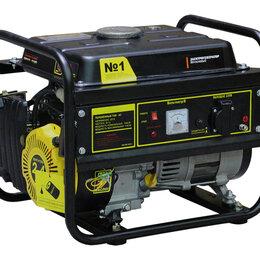 Электрогенераторы и станции - Генератор бензиновый Auster SGG-1000 1.1 кВт, 0