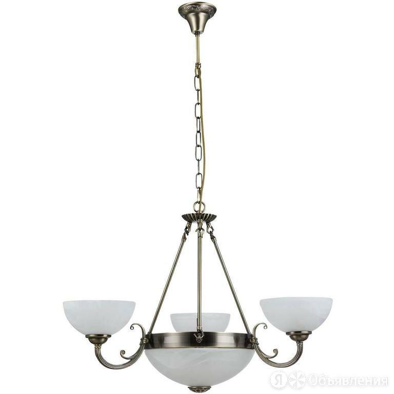 Подвесная люстра Freya Herbert FR2012-PL-06-BZ по цене 10950₽ - Люстры и потолочные светильники, фото 0