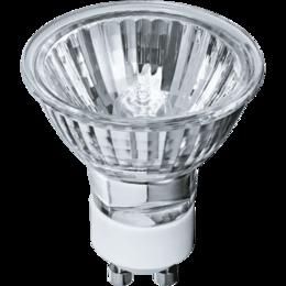 Лампочки - Лампа галогенная CL JCDRC 50Вт GU10 3000К 750Лм 51х57мм Navigator, 0