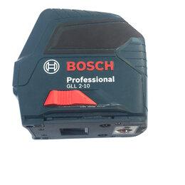 Измерительные инструменты и приборы - Лазерный уровень Bosch GLL 2-10 Professional (0601063L00), 0