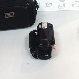 Видеокамеры - ВидеокамераSamsung smx-f400bp, 0