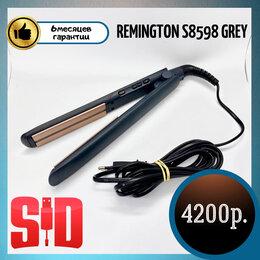 Щипцы, плойки и выпрямители - Выпрямитель для волос Remington S8598 grey, 0