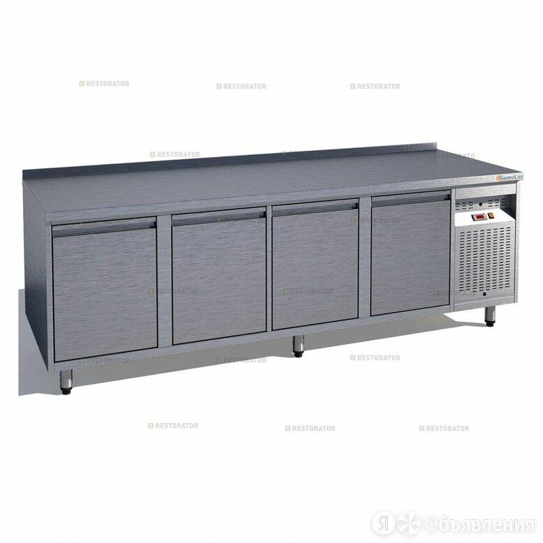 Gastrolux Стол холодильный Gastrolux СОБ4-226/4Д/S (внутренний агрегат) по цене 156680₽ - Холодильные столы, фото 0