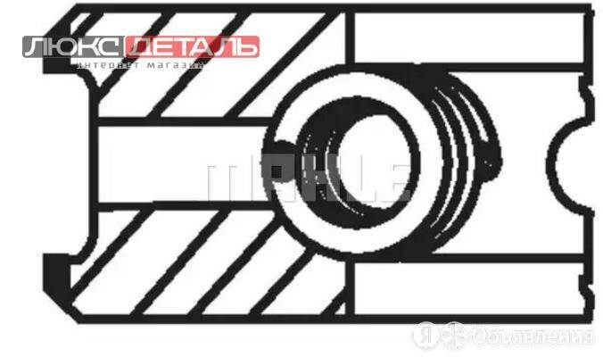 MAHLE 03316N2 033 16 N2_кольца поршневые d81x1.5x1.75x2 0.5 1\ Audi A4/A6, VW... по цене 2188₽ - Двигатель и топливная система , фото 0
