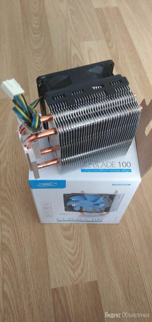 Кулер для процессора cooler master по цене 999₽ - Кулеры и системы охлаждения, фото 0