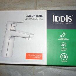 Смесители - Смеситель для раковины IDDIS Zodiac -новый, 0