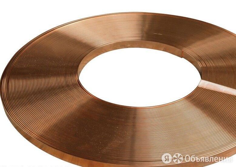 Лента бронзовая 1.5х210 БрБ2 по цене 4260₽ - Металлопрокат, фото 0