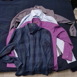 Рубашки - Рубашки подростковые на р.170, 0