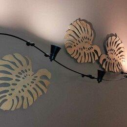 Бра и настенные светильники - Настенный светильник, 0