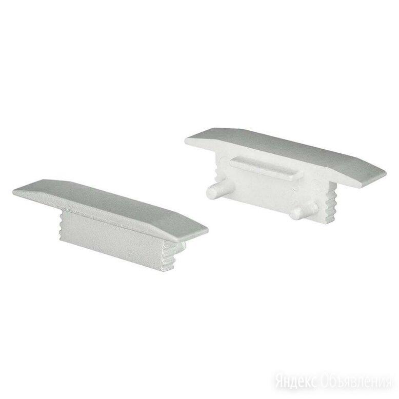 Заглушка Arlight SL-Slim-H7-F25 глухая 024489 по цене 183₽ - Шнуры, плафоны и комплектующие для светильников, фото 0