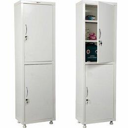 Оборудование и мебель для медучреждений - Шкаф медицинский hilfe мд 1 1760/ss, 0
