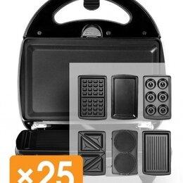 Сэндвичницы и приборы для выпечки - Мультипекарь REDMOND RMB-M607 (6 нас), 0