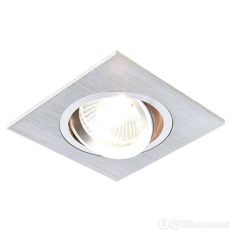 Встраиваемый светильник Ambrella light Classic A601 AL по цене 526₽ - Встраиваемые светильники, фото 0