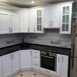 Дизайн, изготовление и реставрация товаров - Кухни с черной столешницей фото, 0