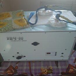 Оборудование и мебель для медучреждений - Аппарат для УВЧ-терапии УВЧ-80 (Новоан-ЭМА), 0