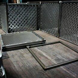 Мебель для учреждений - Шкаф металлический перфорация, 0