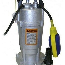 Насосы и комплектующие - Колодезный насос Vodotok QDX 10-16-0.75А (750 Вт), 0