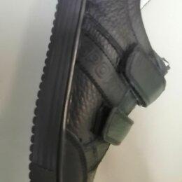 Туфли и мокасины - Туфли для мальчика, стиль спорт, кожа26-31, 0