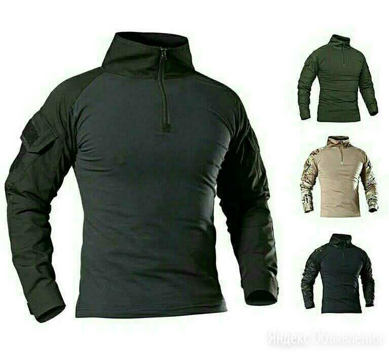 Тактическая/боевая рубашка под жилет по цене 2200₽ - Рубашки, фото 0