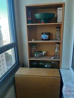 Стеллажи и этажерки - Стеллаж и стол, 0