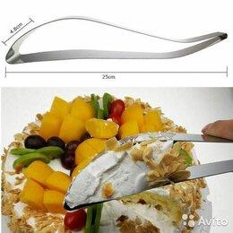 Аксессуары для готовки - Нож-лопатка для торта, 0
