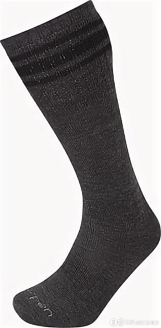 Носки LORPEN Merino Hunt Overcalf Charcoal по цене 1590₽ - Брюки, фото 0