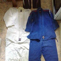 Спортивные костюмы и форма - Кимоно для дзюдо, 2 штуки, 0