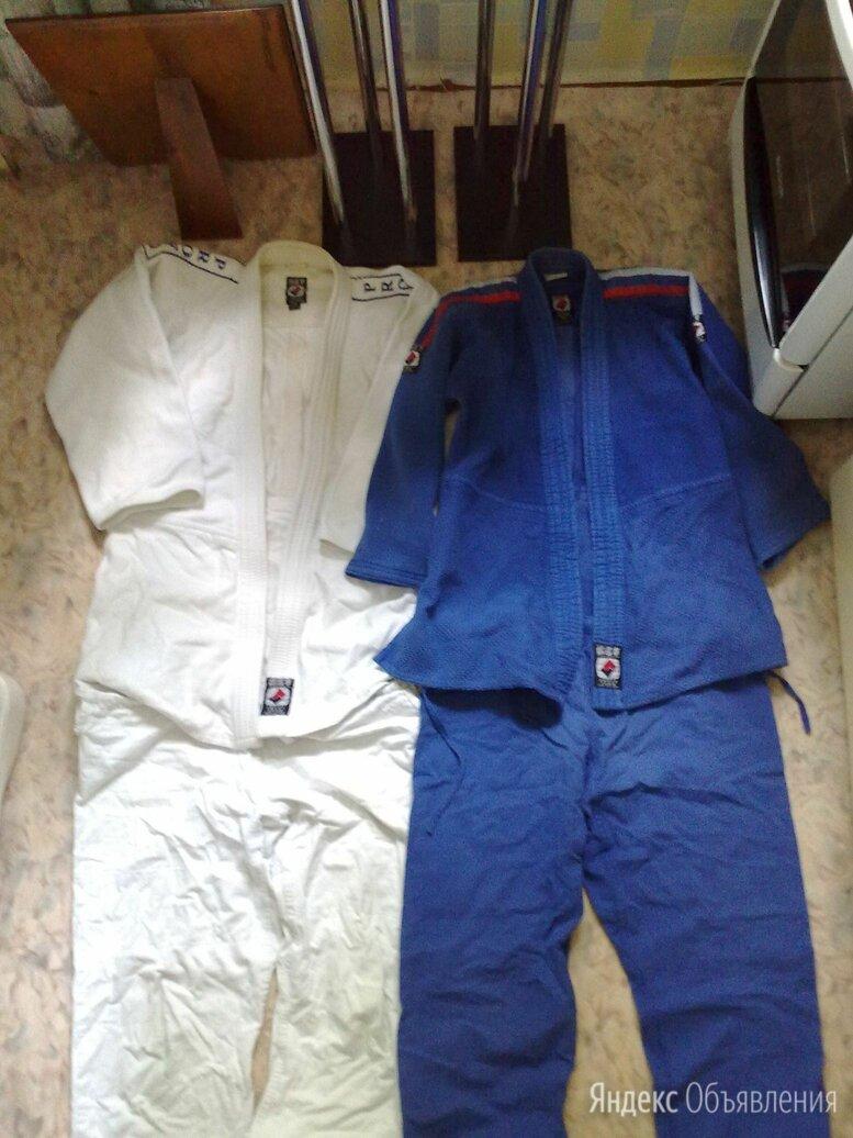 Кимоно для дзюдо, 2 штуки по цене 800₽ - Спортивные костюмы и форма, фото 0