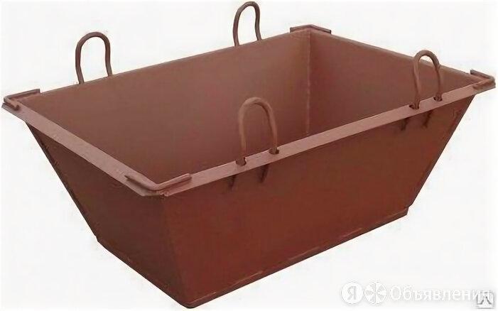 Тара для раствора ящик каменщика тр-0.35 по цене 6608₽ - Спецтехника и навесное оборудование, фото 0