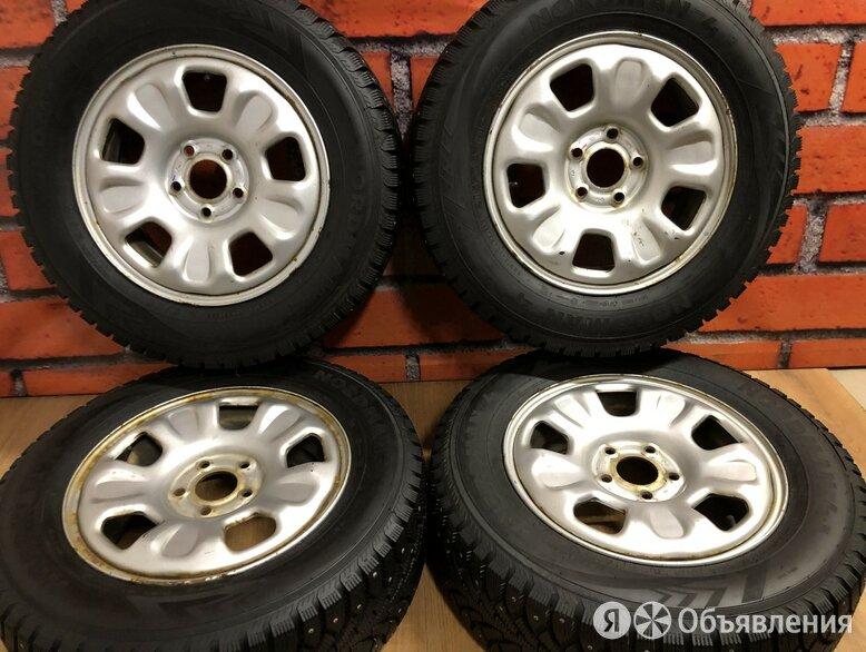 Зимние шины с дисками 215/65/R16 Nordman 4 102T XL по цене 14100₽ - Шины, диски и комплектующие, фото 0