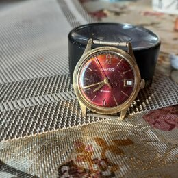 Наручные часы - Часы Восток позолотаu10, 0