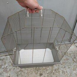 Клетки и домики - Клетка для птиц и грызунов 48х40х23 см, 0