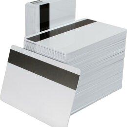 Ключи и брелоки - Пластиковые карты с магнитной полосой стандарта Hi-Co, 0