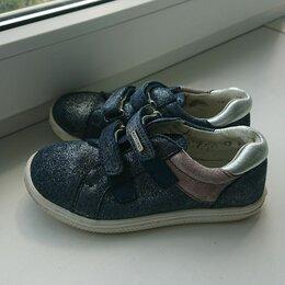 Ботинки - Полуботинки на девочку, Котофей ,29 размер , 0