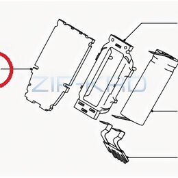 Электробритвы мужские - Плата для электробритвы Philips HQ9190, 0