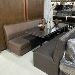 Мебель для учреждений - Диваны и стол, 0