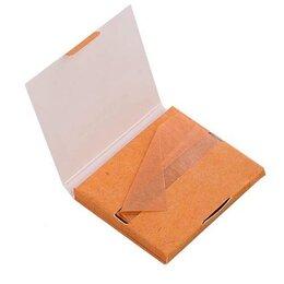 Влажные салфетки - Салфетки косметические матирующие Natural Oil Control Paper 50шт, 0