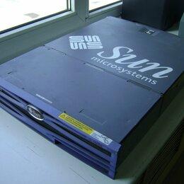 Серверы - Сервер SunFire v240, 0