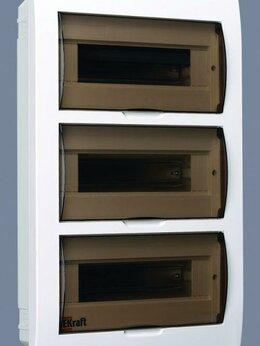 Окна - Корпус пластиковый встраиваемый 36мод. ЩРВ-П-36…, 0