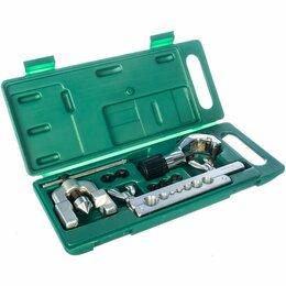 Наборы инструментов и оснастки - Набор инструмента для развальцовки трубок Jonnesway AN040043A, 0