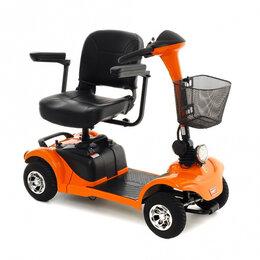 Шины, диски и комплектующие - Кресло-коляска скутер с электроприводом 16826 Explorer MT-14, 0