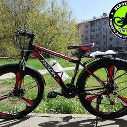 Велосипеды - ВЕЛОСИПЕД ROOK MS264D, 0