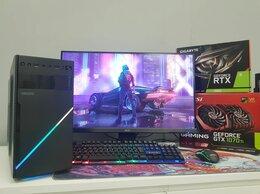 Настольные компьютеры - Игровой ПК i5-3570 GTX 1050ti 4gb 16GB SSD 128gb, 0